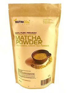 250g (8.8oz) 100% Pure Matcha Green Tea Powder Organically Grown Japanese nonGMO