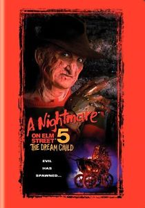 A Nightmare on Elm Street 5 (New DVD) The Dream Child Robert Englund