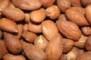 ALMONDS Fresh Bulk ROASTED SALTED Whole Sweet California Almond Kernels 2lbs