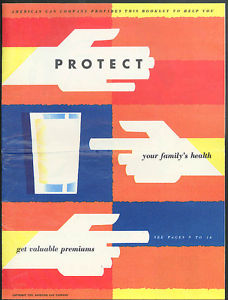 American Can Protect Your Family's Health Premiums Catalog 1959