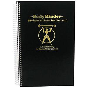 Body Minder Workout Journal 0.85 lbs