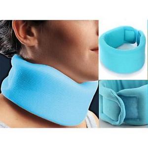 Cervical Collar Soft Neck Brace Support Shoulder Press Relax Relief Pain