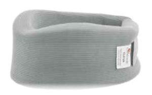 "CoreLINE Cervical Collar (4"") Neck Pain Relief ONE SIZE FITS MOST CL0125"