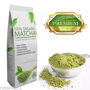 Deluxe Matcha Green Tea Powder - FREE Shipping