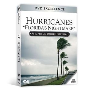 DVD - Documentary - Hurricanes: Florida's Nightmare - Battle of Man vs Nature