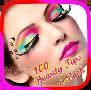 eBook PDF Free Shipping with master resell rights - 100 Beauty Tips