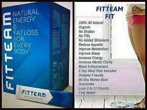 FITTEAM FIT Organic Weight Loss 30 Day Guarantee