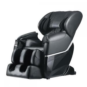 Full Body Shiatsu Massage Recliner Chair Zero Gravity Therapy Foot Electric