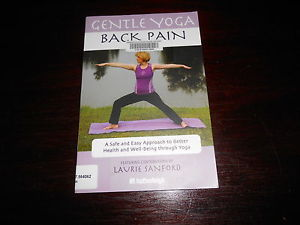 Gentle Yoga - Back Pain : A Safe and Easy Approach to Better Health and Well-...