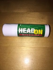 Head On Migraine Headache Relief Roll On Apply Directly To The Forehead HTF