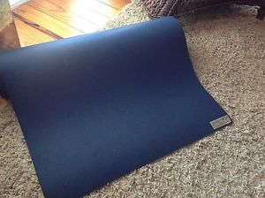 JADE YOGA extra thick Professional exercise mat midnight blue 5/16 thick 24 Wide