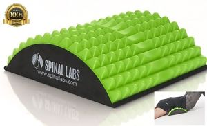 Lower Back Pain Relief Spinal Therapy Sciatica Message Body Yoga Health Green