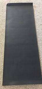 LULULEMON The Mat 5mm Yoga Exercise Accessories Gear Black