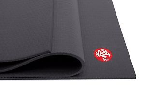 MANDUKA BLACK PRO Yoga or Pilates Mat New 85', free shipping