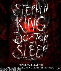 NEW! Doctor Sleep: A Novel by Stephen King [Audiobook]