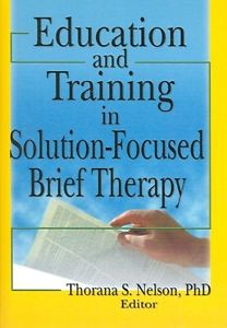NEW Education and Training in Solution-Focus