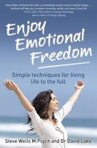 NEW Enjoy Emotional Freedom: Simple Techniques for Living... BOOK (Paperback)