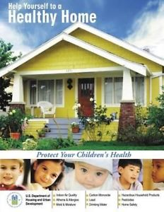 NEW Help Yourself to a Healthy Home: Protect Your Children's Health by U.S. Depa
