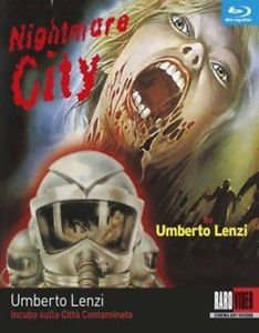 Nightmare City - Blu-Ray Region 1 Brand New Free Shipping