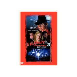 NIGHTMARE ON ELM STREET 3-DREAM WARRIORS (DVD)
