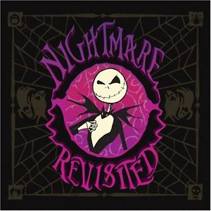 Nightmare Revisited Soundtrack Danny Elfman (Audio CD) Walt Disney Records