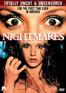 Nightmares DVD Region 1 WS