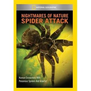 Nightmares of Nature: Spider Attack DVD-5