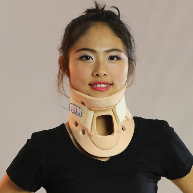 Philadelphia Cervical Collar neck Brace support Trachea opening back and neck Pediatric neck collar Relax Pain Relief JZ-03