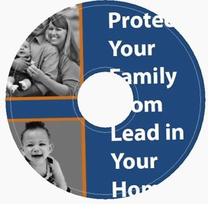 Protect Your Family From Lead in Your Home EPA Health Hazards Remedies on CD