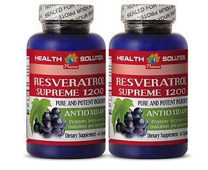 Quercetin - Resveratrol Supreme 1200 - Green tea - Antioxidant - 2B 120Ct