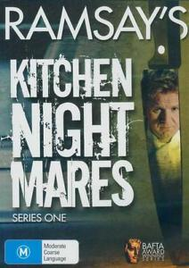 Ramsay's Kitchen Nightmares : Series 1 (DVD, 2014)