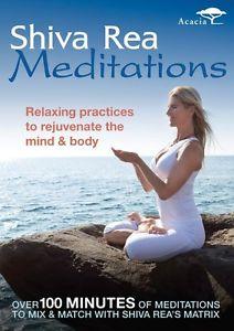 Shiva Rea: Meditations DVD