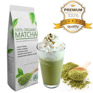 Starter Matcha Organic Green Tea Powder - 16 oz (1lb) FREE 1-3 DAY Shipping