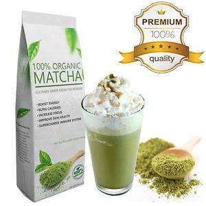 Starter Matcha Organic Green Tea Powder - 16 oz (1lb) - Lowest Price Anywhere