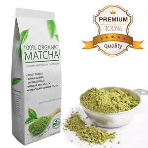 Starter Matcha | USDA Organic Green Tea Powder | 16 oz | FREE 1-3 Day Shipping