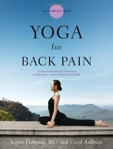 Yoga for Back Pain by Fishman, Loren; Ardman, Carol