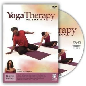 Yoga Therapy for Back Pain DVD Region 1