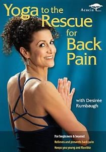 Yoga to the Rescue for Back Pain - DVD Region 1
