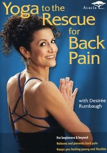 Yoga to the Rescue for Back Pain (DVD Used Very Good)