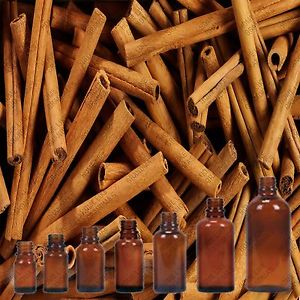 Cinnamon Bark Essential Oil - 100% Pure and Natural - Free Shipping - US Seller!