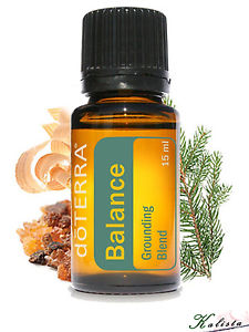 doTerra Balance Essential Oil blend 15ml - New and Sealed - Free shipping