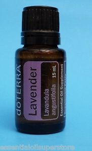 doTERRA Lavender Essential Oil - 15 ML - Factory Sealed Bottle, FREE SHIPPING!