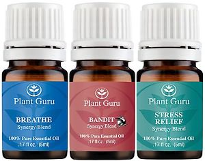 Essential Oil Blends - 100% Pure & Natural Therapeutic Grade Oils-Free Shipping